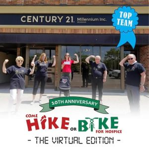10th Annual Hike or Bike for Hospice