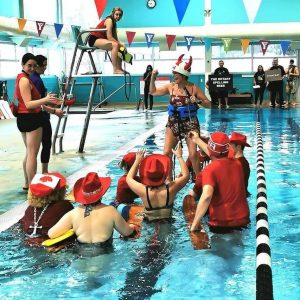34th Annual Swimming Fundraiser