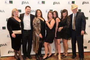 - Century 21 all-pro realty ltd. Members enjoying the Business Achievement Awards Event