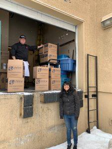 Over 6,000 Meals Donated To Those In Need